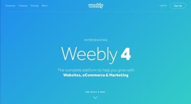 Weebly's online platform adds emailmarketing - VentureBeat | The MarTech Digest | Scoop.it