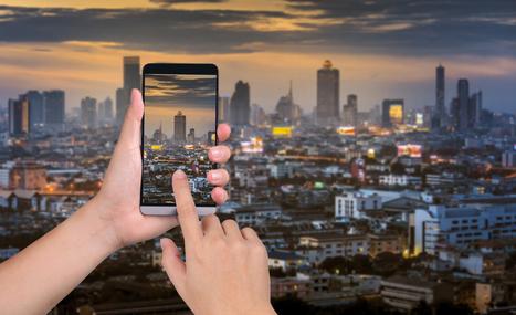 Smart cities : des villes plus intelligentes pour de meilleurs investissements - EconomieMatin   Rennes - smart city   Scoop.it