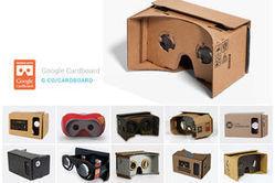 Réalité virtuelle : Google consolide son projet Cardboard | Domotique,objets connectés, imprimantes 3D | Scoop.it