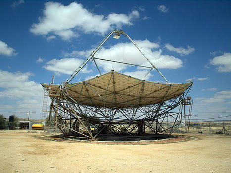 What's Next: Harvesting solar energy in deserts   Geography Teaching   Scoop.it