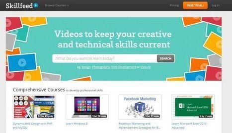 Shutterstock lanza su plataforma de contenidos educativos Skillfeed | Recull diari | Scoop.it