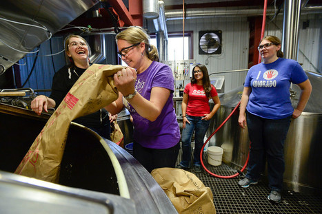 Left Hand Brewing leads the way for women | Stash and Dash | Scoop.it