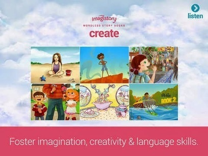 iPads y Autismo: Imagistory: creando cuentos! | elearning | Scoop.it