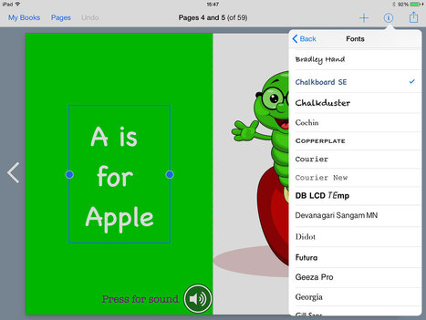 9 Design tips to give your book a professional finish - Book Creator app | Blog | Keeping up with Ed Tech | Scoop.it