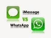 WhatsApp Versus Apple iMessage | Waksap blog | waksapblog | Scoop.it