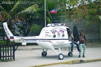 2 jeunes frères haïtiens ont construit un hélicoptère avec...1000$! | Tout le web | Scoop.it