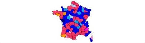 Les Conseils Généraux sur les réseaux sociaux | Politiscreen | Scoop.it