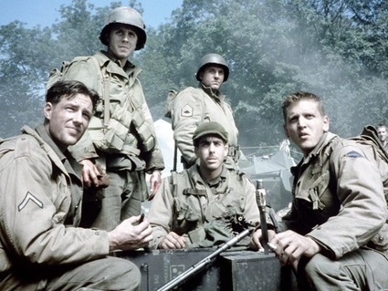 "Enjoy a Drama Movie ""Saving Private Ryan"" on Wednesday, 22 May at 12.46 AM 