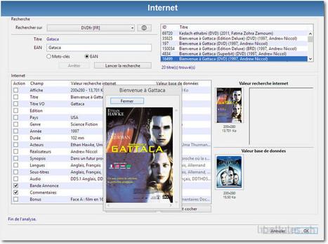 Filmotech - un logiciel de gestion de collection de films   Chroniques libelluliennes   Scoop.it