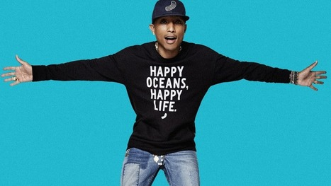Pharrell develops new game app to raise ocean pollution awareness - Mashable | Marine Protection | Scoop.it
