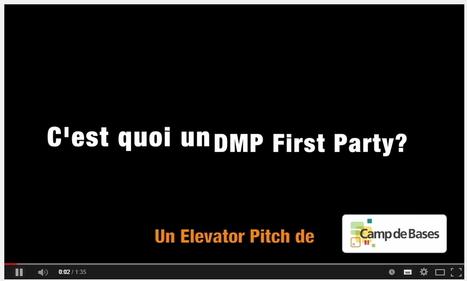 Elevator Pitch n°3 – C'est quoi un DMP First Party ? | Camp de Bases | Camp de Bases | Scoop.it