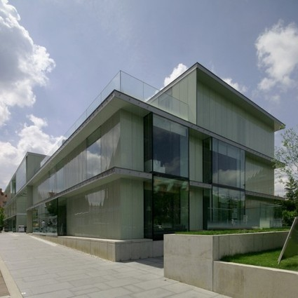 Beauty Center / ZSK Architects | Idées d'Architecture | Scoop.it