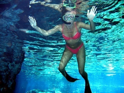 Been To Akumal? Now Try These 5 Snorkeling Spots In Mexico Real Estate | www.iownakumal.com | Scoop.it