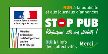 Stop pub : moins de prospectus dans sa boîte aux lettres, c'est possible ! - Ministère du Développement durable | DD | Scoop.it
