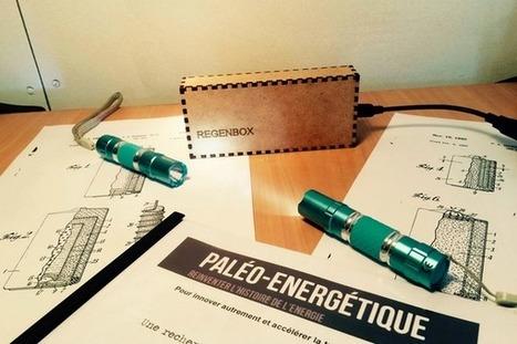 RegenBox : recharger les piles jetables | EFFICYCLE | Scoop.it