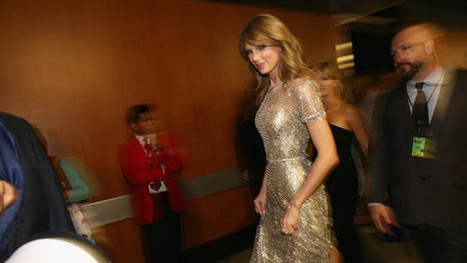 The 10 Best Taylor Swift Grammy Moments   This-day   Scoop.it