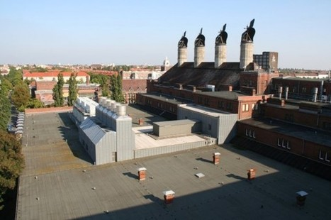 Former Malt Factory in Berlin to Become Aquaponic Rooftop Farm | green streets | Scoop.it