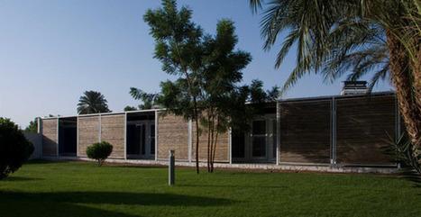 I migliori progetti di architettura sostenibile del 2012 | Domotica e sostenibilità ambientale | Scoop.it