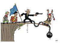 Et si la Grèce décidait de faire faillite en restant dans l'euro? - Coulisses de Bruxelles | Belgitude | Scoop.it