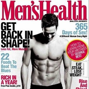 Annual Men's Health survey 'assumes readers are straight'   Daily Crew   Scoop.it