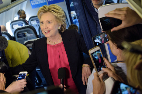 The media loves Hillary — and it could cost her the election | Global politics | Scoop.it