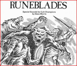 Timinits & Trolls: Runeblades | Glorantha News | Scoop.it