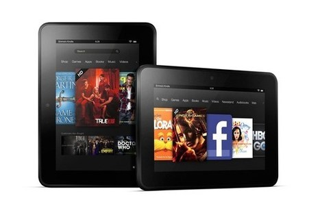 Kindle Fire HD FAQs, Tips and Tricks | Digital all | Scoop.it