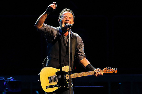Bruce Springsteen Wraps Australia Tour With Marathon Set, Bee Gees Cover and a Group Twerk - Billboard | Bruce Springsteen | Scoop.it