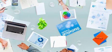 Le futur du lieu de travail en 5 tendances   Smart offices   Scoop.it