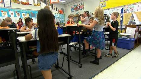 Why schools are adding standing desks to the classroom   Kickin' Kickers   Scoop.it
