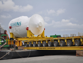 Power plant components transported by Crane Rental - Cranes Today | Cranes & Hoists | Scoop.it