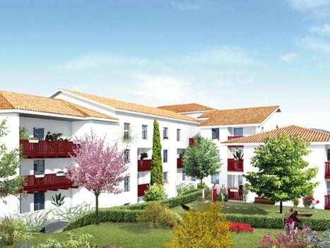 Nouveau programme immobilier neuf JARDINS D'ORIO à Hendaye - 64700 | L'immobilier neuf Côte Basque | Scoop.it
