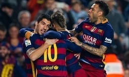 Barcelona survive Athletic Bilbao scare to ease into Copa del Rey semi-finals - The Guardian | AC Affairs | Scoop.it