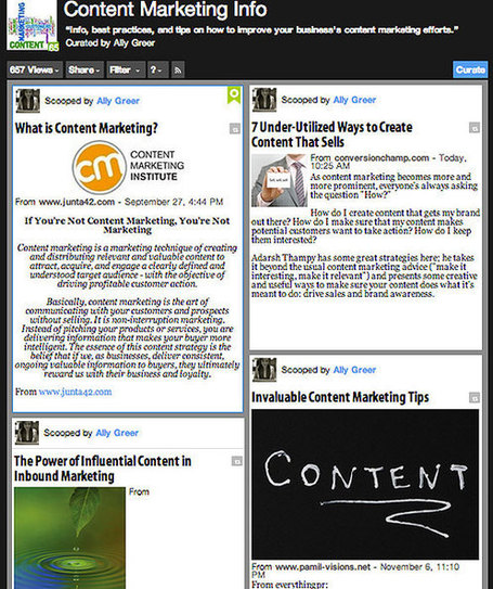 Trends: Be Discovered in 2013 via Content Curation and the Interest Graph | DigitalDirections | Scoop.it