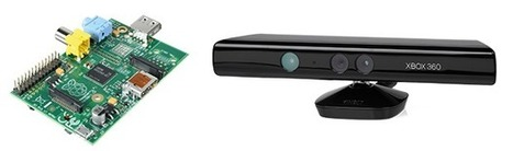 The Race Is On To Build A Raspi Kinect 3D Scanner | DIY - 3D printing- Maker | Scoop.it