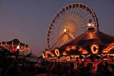 Navy Pier, Chicago, USA - Map, Facts, Location, Hours, Attractions | Travel | Scoop.it