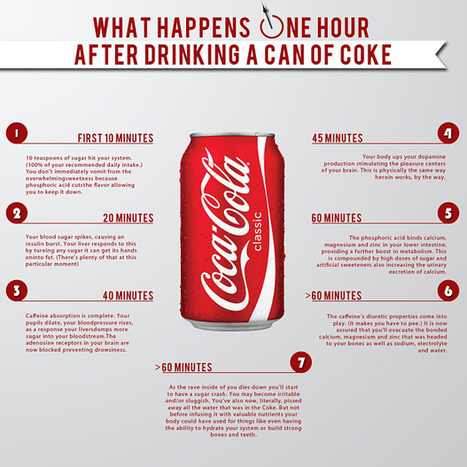 One can of fizzy drink a day increases risk of diabetes and heart disease | Heart Disease - Advances, Knowledge, Integrative & Holistic Treatments | Scoop.it