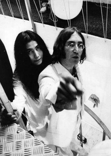 John Lennon and Yoko Ono | Photojournalism - Articles and videos | Scoop.it