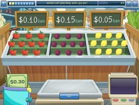 Fizzy's Lunch Lab - A Free iPad App for Learning to Budget | Math apps and Education | Scoop.it
