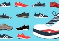 How to Pick the Perfect Shoe for Any Workout [Infographic] | En Forme et en Santé | Scoop.it