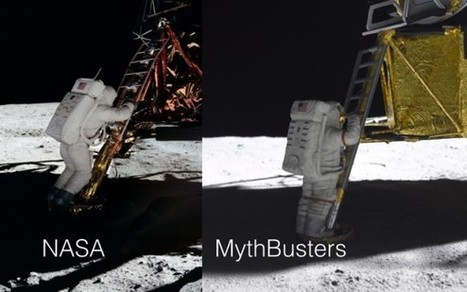 5 of the Greatest Physics Demos From the MythBusters | ANALYZING EDUCATIONAL TECHNOLOGY | Scoop.it