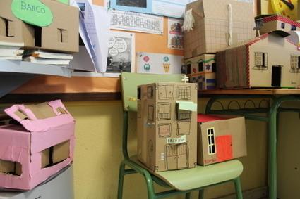 ¿Debería impartirse arquitectura en el colegio? La experiencia de 'Arquitectura para niños' en España | retail and design | Scoop.it