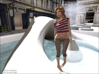 Relative Beauty: The Fountain | 亗 Second Life Freebies Addiction & More 亗 | Scoop.it