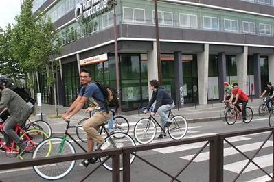 Nantes. En vélo fixie, la route est plus fun - Nantes - Loisirs - ouest-france.fr | Actus décalés | Scoop.it