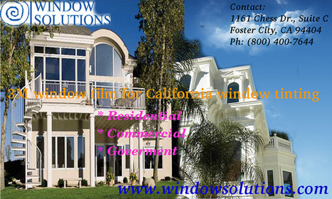 California Window Tinting in San Jose | Window Tint San Jose | Scoop.it