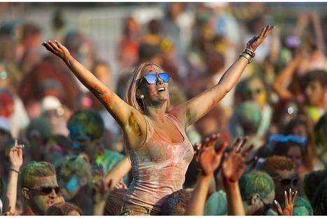O festival Happy Holi está de volta a Portugal e ao Porto | Porto cultural | Scoop.it