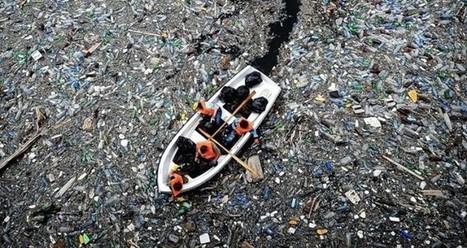 Horrorosas islas de plástico en el océano se expanden sin parar - VeoVerde | ECOSALUD | Scoop.it