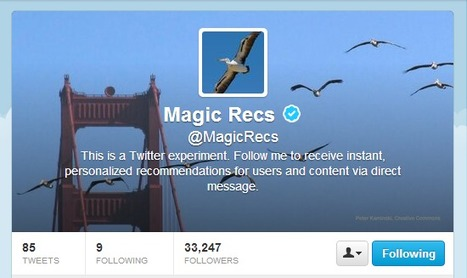 Twitter Experiments With a Private Feed | @techreview | #Technology | Scoop.it