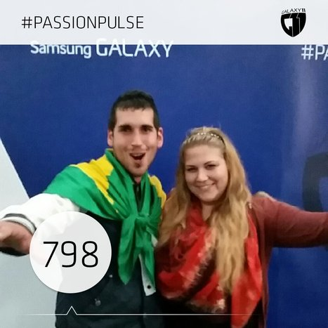 Samsung Galaxy...TRACKING THE PASSION (Heart Rate Monitor App) | Smart Marketing & Content | Scoop.it