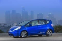 Honda Lowers Lease Cost For Fit EV | ImationLatam | Scoop.it